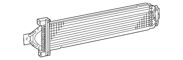 Genuine Mopar Trans Cooler 52028779AB