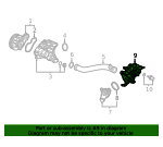 Case, Thermostat - Acura (19321-6B2-A52)