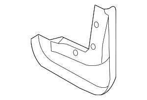 Mud Guard - Volvo (31265331)