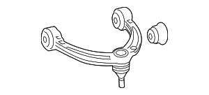 Upper Control Arm - Mercedes-Benz (166-330-18-07)