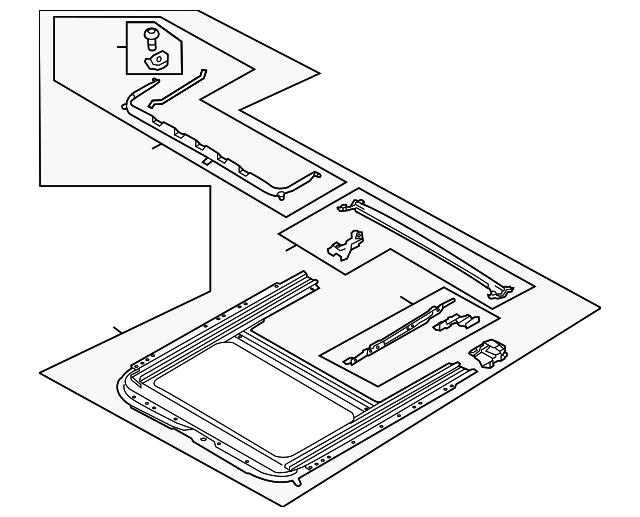 Porsche Frame Diagram