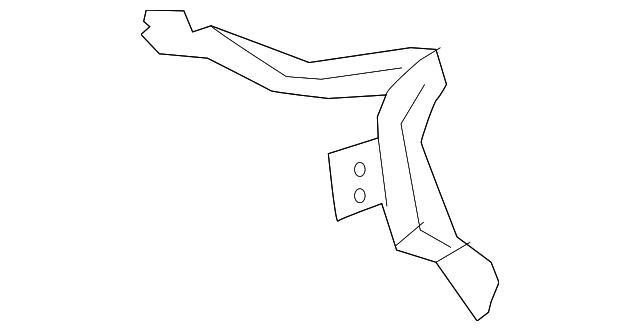 2016 2019 Chevrolet Cruze Tail Lamp Pocket 23208807