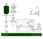 Coil Spring - GM (23154235)