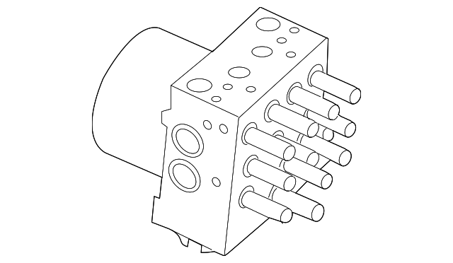 abs control unit