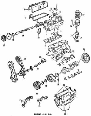 ford ranger engine valve cover gasket ford f57z 6584 a Ford Ranger Wheel Center Bore ford ranger engine valve cover gasket
