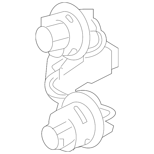 Genuine Kia Socket  U0026 Wire 92470