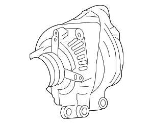 Alternator - Land-Rover (LR091107)