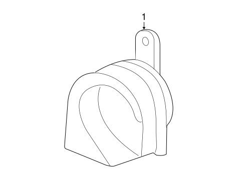 Horn Assembly (Low)