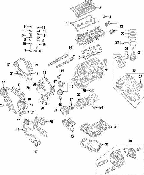 Oil Pump For 2008 Audi R8