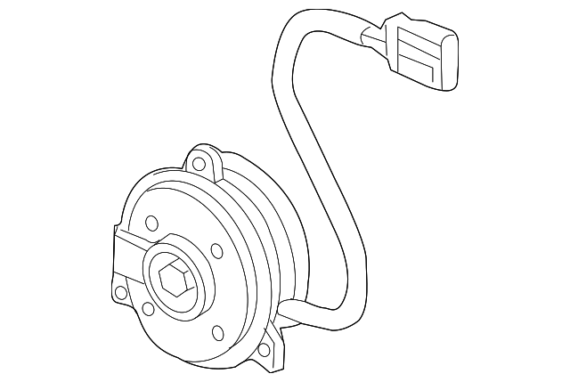 Find Acdelco Cooling Fan Motor 15 80641 Shop Every Store On The