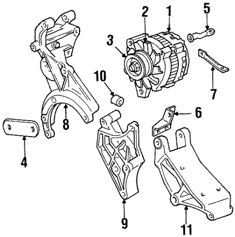 400399304582 moreover Chevrolet Camaro 1997 Instrument furthermore Bumper And  ponents Rear Scat besides 1992 Buick Lesabre Wiring Schematic Schematic Wiring Diagrams as well Stabilizer Bar And  ponents Scat. on 1997 camaro performance