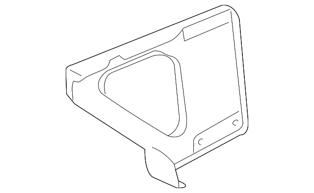 Battery Tray Support