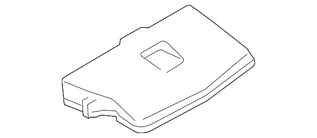 fuse  u0026 relay box upper cover
