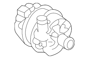 Water Pump - Volkswagen (04L-965-567)