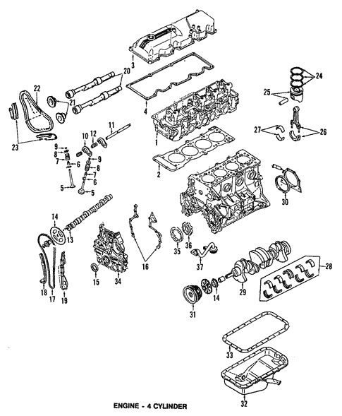 Mazda Mzr Engine