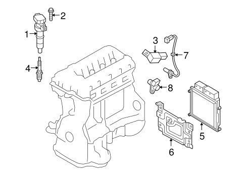Powertrain Control Parts