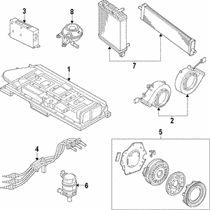 OEM VW Engine Control Modules | VWPartsVorte