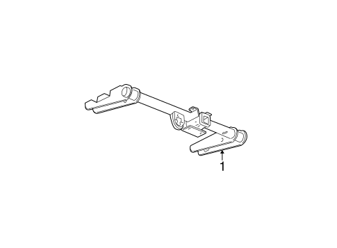 Trailer Hitch Components For 2003 Chevrolet Avalanche 2500