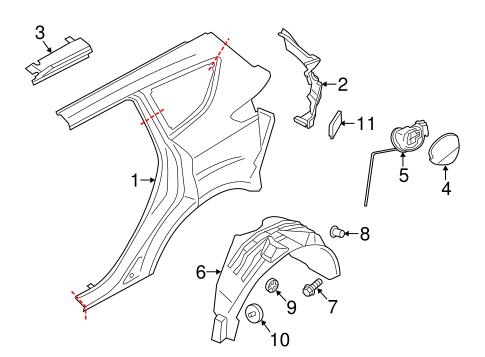 Ford Escape Parts Catalog
