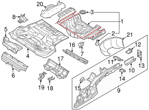 Acadium Engine Diagram