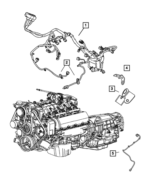 Wiring-Engine & Related Parts for 2006 Jeep Commander | Thomas ... 06 Jeep Commander Wiring Diagram Thomas Dodge Parts