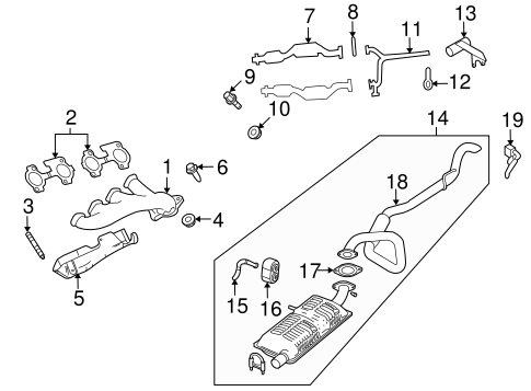Car Dolly Wiring Diagram likewise 99 Buick Century Engine Diagram also 92 Honda Accord Fuel Pressure Regulator Location further Bumper And  ponents Front Scat furthermore 2004 Buick Rainier Parts Diagram Manual. on mercury grand marquis parts catalog