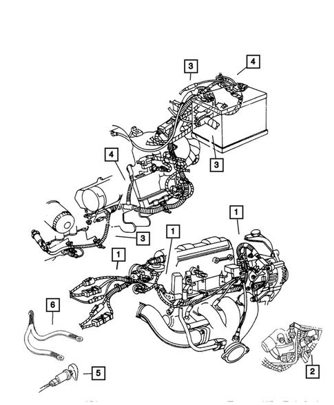 wiring diagram for 2004 dodge intrepid wiring engine   related parts for 2004 dodge intrepid lake cdjr  related parts for 2004 dodge intrepid