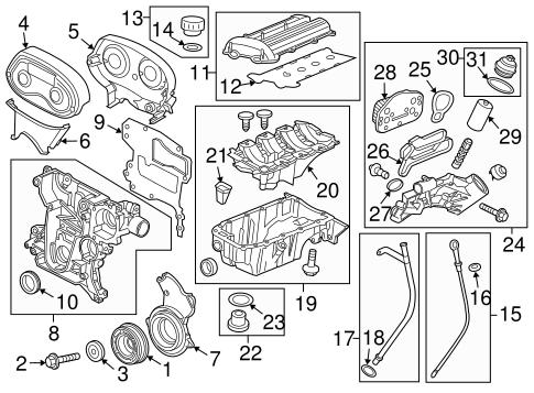 oem 2013 chevrolet cruze engine parts parts