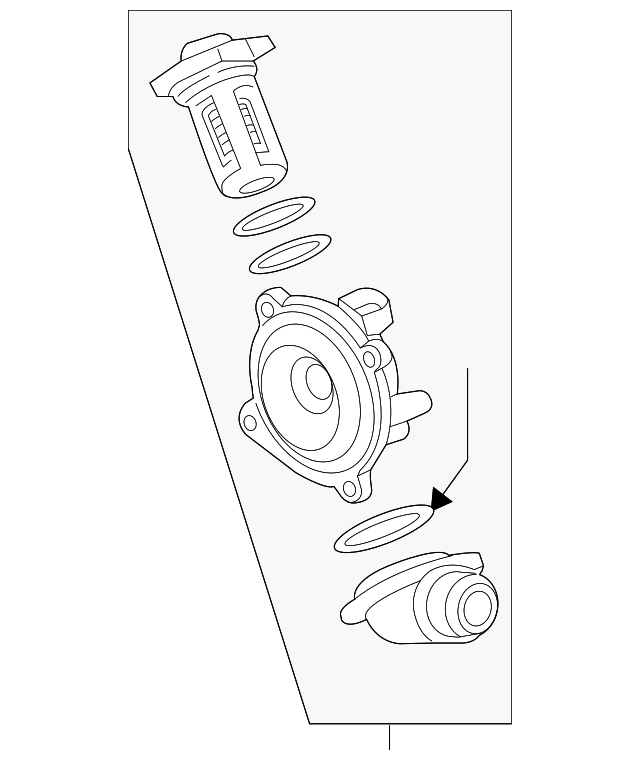 Chevy Cruze Thermostat Location