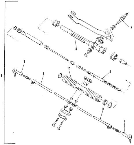 oem 1994 pontiac sunbird p  s pump  u0026 hoses parts
