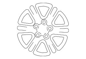 Wheel - Toyota (42611-48090)