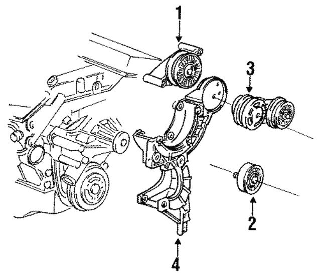 Chevy C3500 Parts