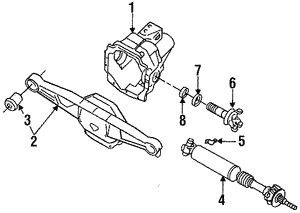 Axle Assembly Clamp