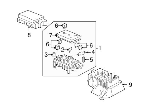 electrical components for 2004 buick rainier cxl. Black Bedroom Furniture Sets. Home Design Ideas