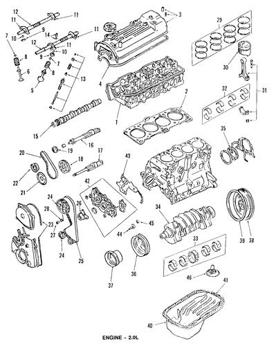 2005 Chrysler Sebring Parts Catalog Com