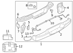 Wire Harness - GM (84096173)