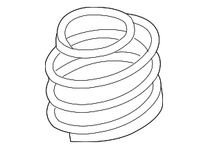 Coil Spring - Ford (8A8Z-5310-A)