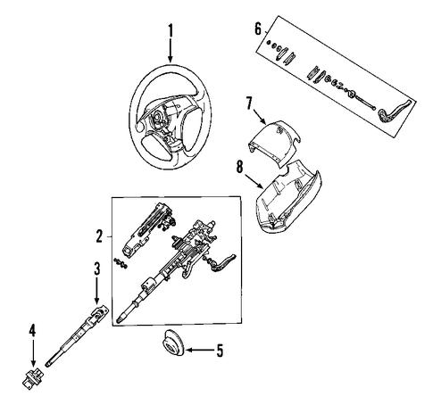Bmw Steering Wheel 32303448452 additionally Rear Suspension Scat besides 2000 Lincoln Town Car Radio Wiring Diagram also Bmw Control Module 37146793163 in addition Bmw Exhaust Manifold 11621708995. on bmw x3 starter