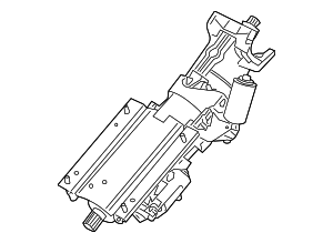 Steering Column - Land-Rover (LR019456)