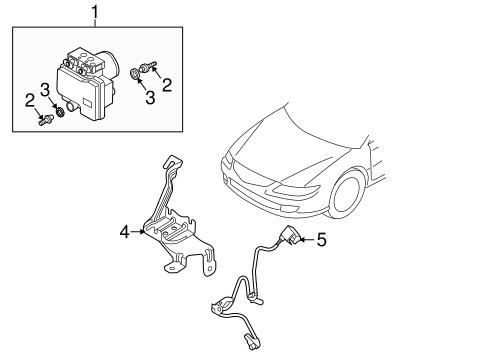 Mazda GP04-22-620 CV Joint