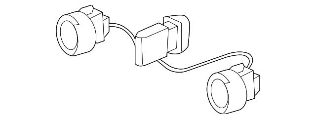 socket  u0026 wire- new part   19330734