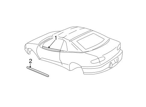 2000 Chevy Car