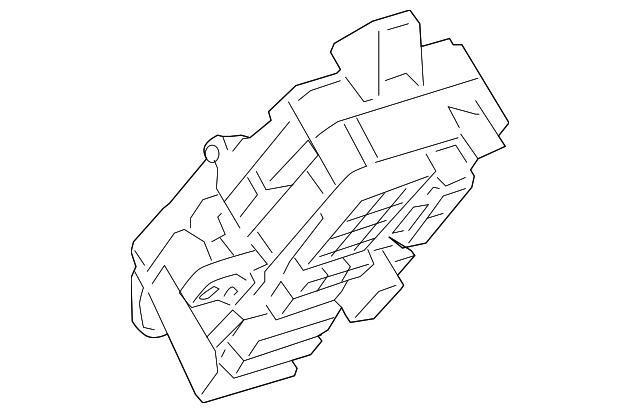 2005 2006 Toyota Camry Junction Block 82730 33280