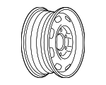 Wheel, Alloy - GM (9598796)