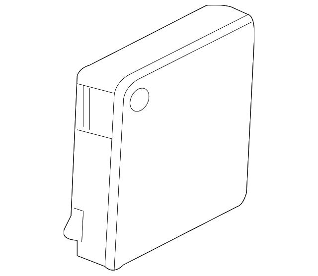 Object Sensor Gm 20823460 Gmpartsnow