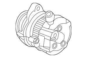 Alternator (RMD) - Honda (31100-RV0-A12RM)