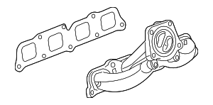 Exhaust Manifold - GM (12651064)