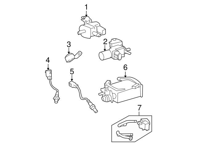 2012 tundra exhaust diagram