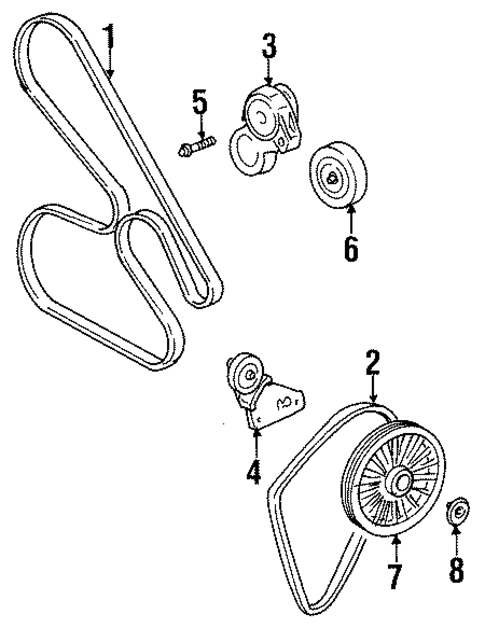 03 Buick Rendezvous Relay Box further Ecm Wiring Diagram 2002 Blazer furthermore Pontiac Bonneville 3800 Engine Diagram in addition T9154994 Removing water pump in addition Discussion T16816 ds577757. on 97 buick lesabre water pump