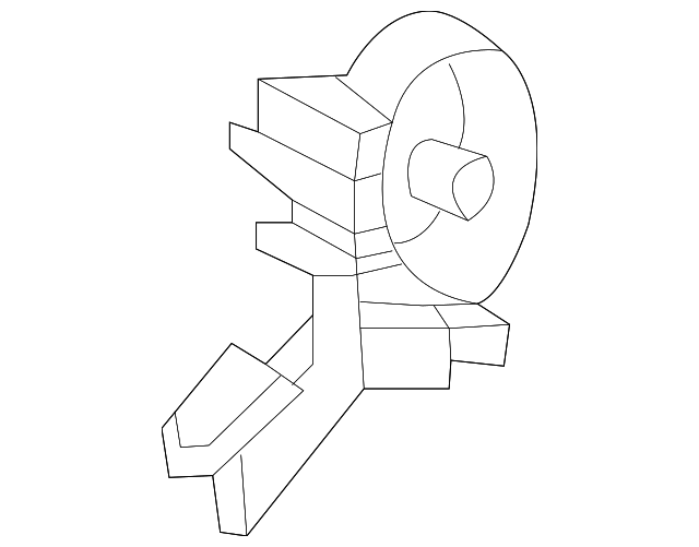 OEM Hyundai Elantra Front Speaker 96330-F2100